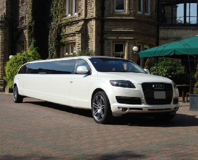 Limo Hire in Peterborough
