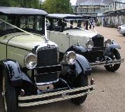 1927 Studebaker Dictator Hire in Peterborough