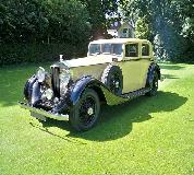 1935 Rolls Royce Phantom in Peterborough