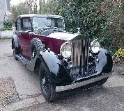 1937 Rolls Royce Phantom in Peterborough