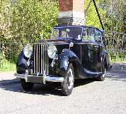 1952 Rolls Royce Silver Wraith in Peterborough