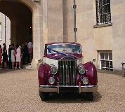 1955 Rolls Royce Silver Wraith in Peterborough