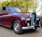1960 Rolls Royce Phantom in Peterborough