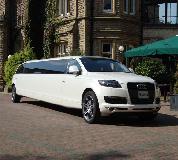 Audi Q7 Limo in Peterborough