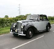 Bentley MK VI Hire in Peterborough