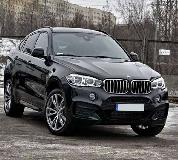 BMW X6 Hire in Peterborough
