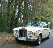 Duchess - Rolls Royce Silver Shadow Hire in Peterborough