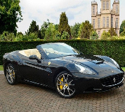 Ferrari California Hire in Peterborough