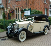 Gabriella - Rolls Royce Hire in Peterborough