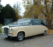 Ivory Baroness IV - Daimler Hire in Peterborough