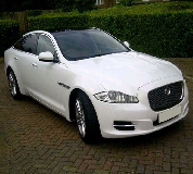 Jaguar XJL in Peterborough