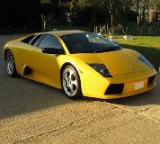 Lamborghini Murcielago Hire in Peterborough
