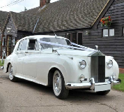 Marquees - Rolls Royce Silver Cloud Hire in Peterborough
