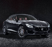 Maserati Quattroporte Hire in Peterborough