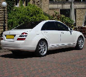 Mercedes S Class Hire in Peterborough