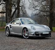 Porsche 911 Turbo Hire in Peterborough