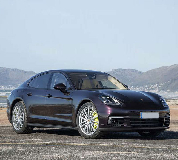 Porsche Panamera Hire in Peterborough