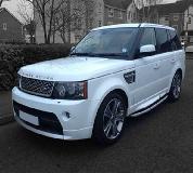 Range Rover Sport Hire  in Peterborough