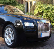 Rolls Royce Ghost - Black Hire in Peterborough