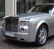 Rolls Royce Phantom - Silver Hire in Peterborough