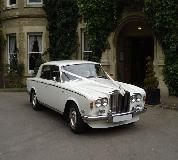 Rolls Royce Silver Shadow Hire in Peterborough