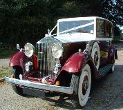 Ruby Baron - Rolls Royce Hire in Peterborough