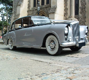 Silver Lady - Bentley Hire in Peterborough