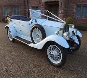 1927 Vintage Soft Top Rolls Royce in Peterborough